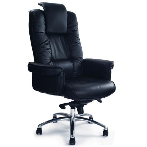 Wheaton Leather Executive Chair