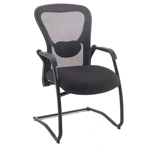 Galactic Mesh Back Visitor Chair