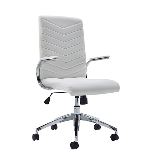 Colorado Leather Effect Office Chair