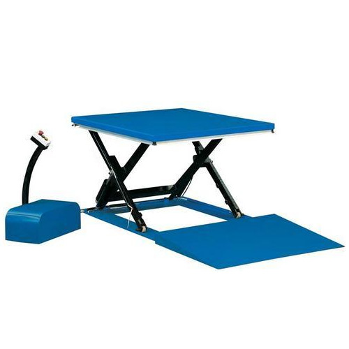 Low Profile Static Lift Tables