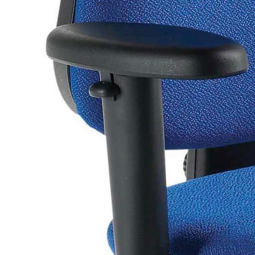 Optional Pair of Arms for Office Chairs