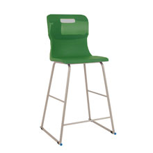 Green High Lab Chair