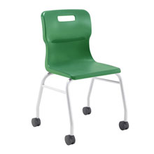 Green Move Chair
