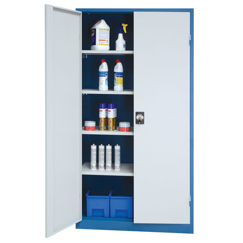 Multi Purpose Metal Storage Cupboards   1950x1000x450mm