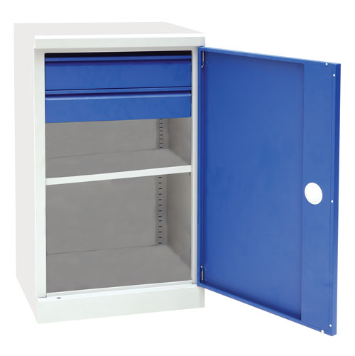 Heavy Duty Short Narrow Cupboards With Drawers
