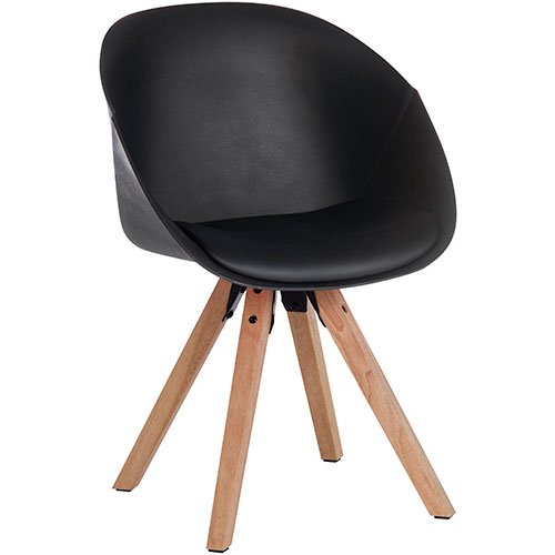 Eames Inspired Chair Pack of 2