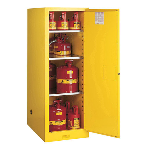 Justrite Slimline Flammable Storage Cabinet 1651x591x864mm
