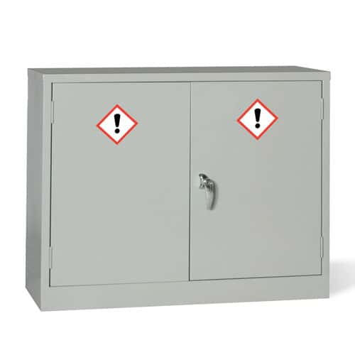 Wide Chemical Storage Cabinet - 710x915mm