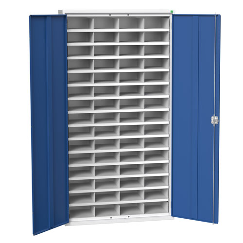 Bott Verso 60 Compartment Metal Storage Cupboard HxW 2000x1050mm