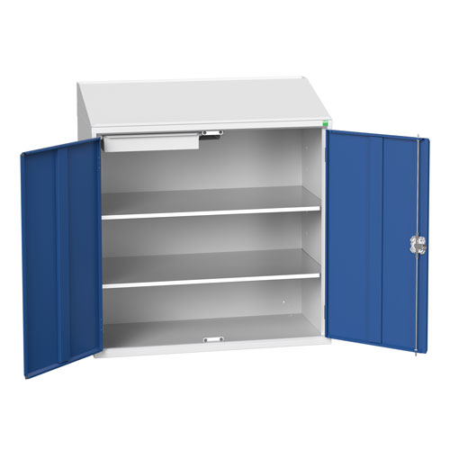 Bott Verso Drawer And 2 Shelves Lectern Metal Cabinet HxW 1130x1050mm