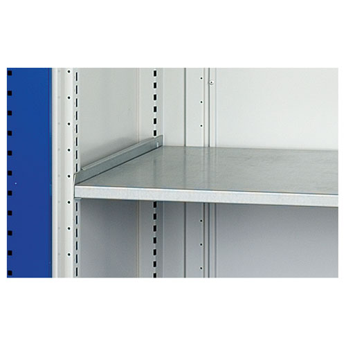 Bott Cubio Galvanised Steel Shelving Kit 525x525mm