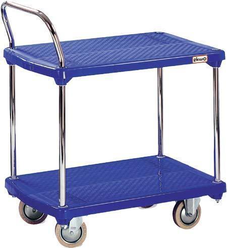 Plastic Trolley - 200kg Capacity