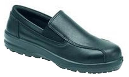 Black Slip-On Unisex Shoes