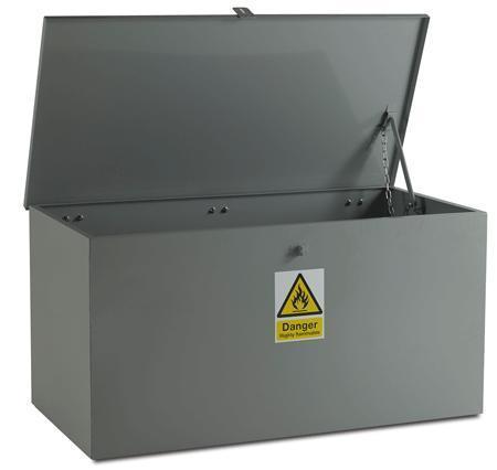 Beau Lockable Storage Bins