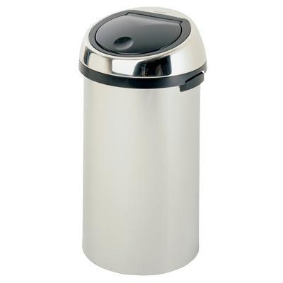 Touch-Top Litter Bin