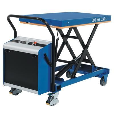 Electric Single Lift Table