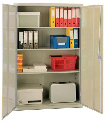 Large Multi-Purpose Cupboard with Antibacterial Technology - 1829x1219x457mm