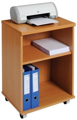 Mobile Printer Storage Stand