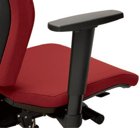 Armrests For Puffin High Back Executive Office Chair