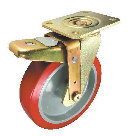 Heavy Duty - Fabricated Steel - Plate Fixing