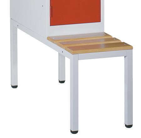 Commercial Locker Seat/Stand