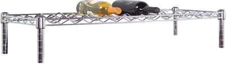 Extra Shelves for Chrome Wine Racks