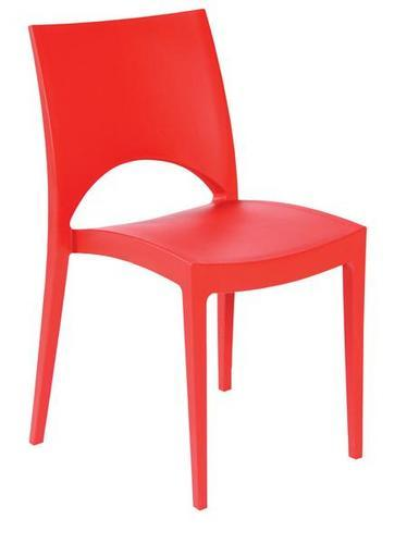 June Coloured Stacking Chairs - Pack of 8