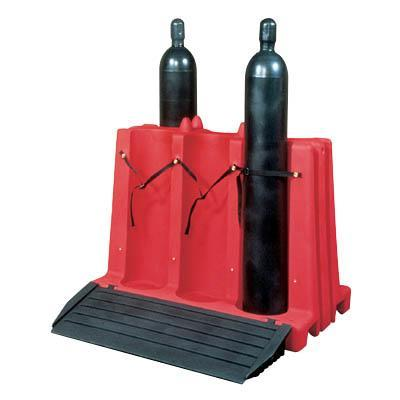 Ramp for 6 Cylinder Storage System