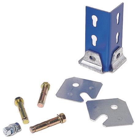 Floor Fixing Kits for Rapid 1 Heavy Duty & Extra Heavy Duty Shelving
