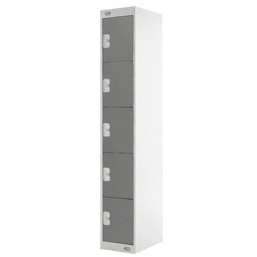 Lockers 5 Door - 1800x450x450mm