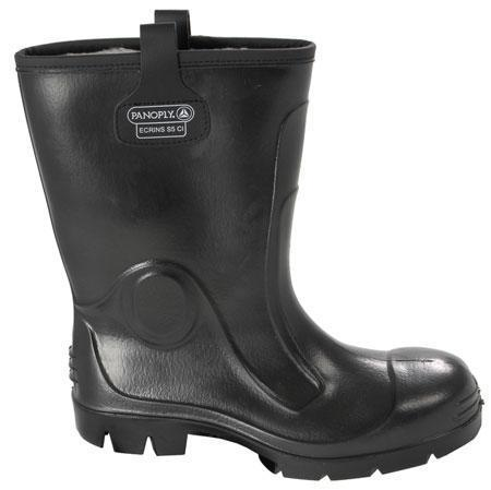 Waterproof PVC Safety Rigger Boots