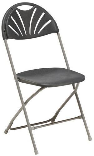 Globe Curved Back Folding Chairs - Pack of 10