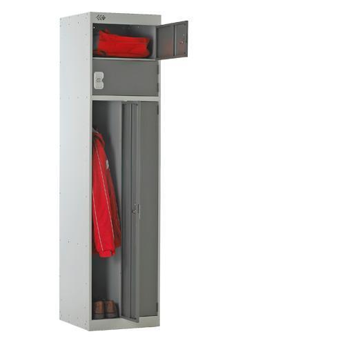 BioCote 2 Person Lockers - 1815x450x450mm