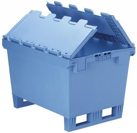 Fork Entry Industrial Containers