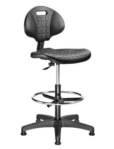High Draughtsman Chair with Footrest