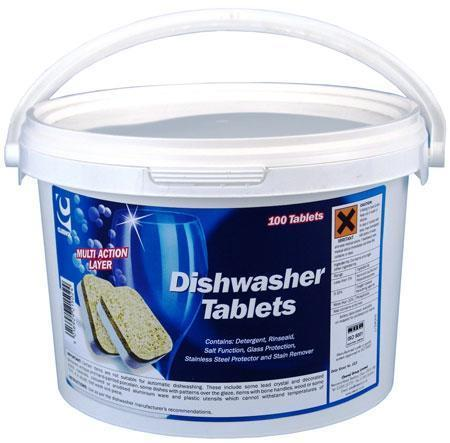 Free dishwasher tablets