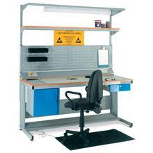 Above Bench Accessories For Static Control Workbenches