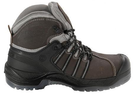 Nomad Waterproof Leather Safety Boots