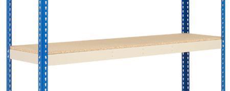 Extra Shelves For Medium Duty Shelving - Grey 915mm Width