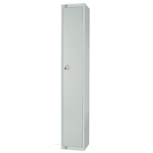 1 Door Antibac Locker 1800x450x450mm Cylinder Lock