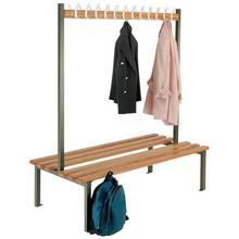 Double Sided Complete Units with Coat Hooks