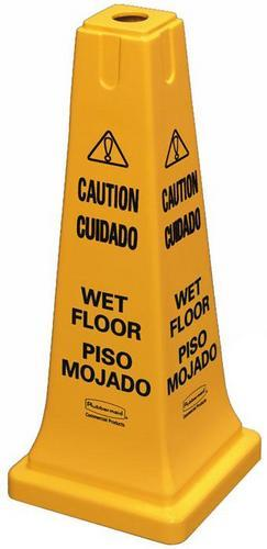 Floor Safety Cones and Signs