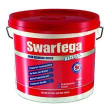 Swarfega Red Box Workshop Wipes