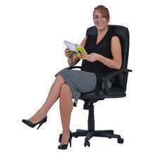 The office chair is perfect for use in various environments