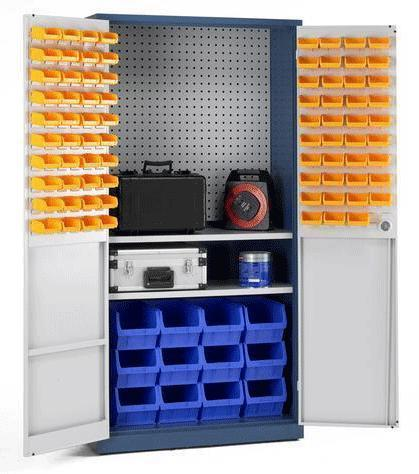 Multi Use Storage Cupboard