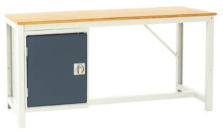Basic Framework Workbenches With Cupboard