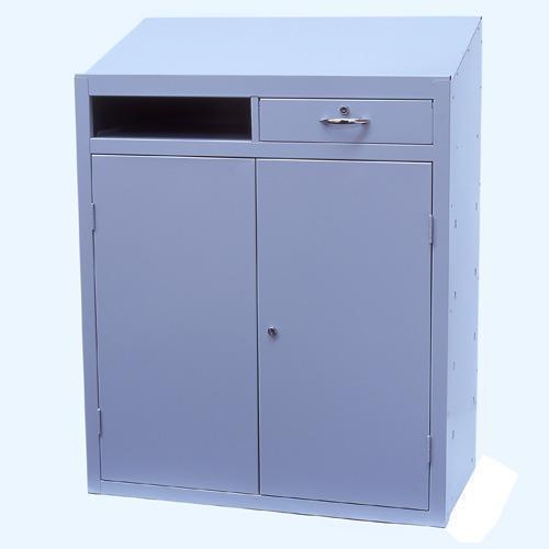 Metal Industrial Workstation Cabinet Single Drawer