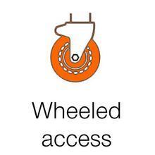 Wheeled access