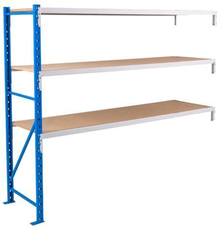 Longspan Shelving Heavy Duty with Chipboard Levels - Extension Bay