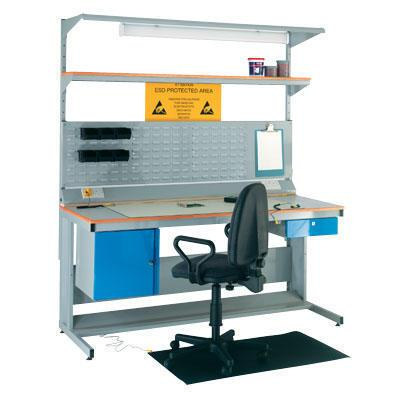 Static Control Workbenches